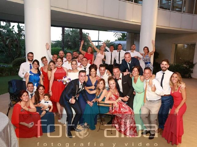 La boda de Carlos y Sandra en Sevilla, Sevilla 6