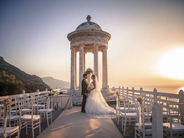 La boda de Daniella y Manuel