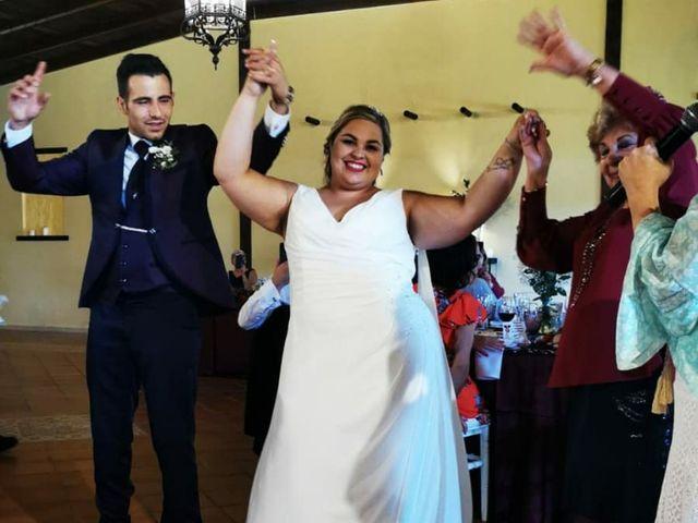 La boda de Inés  y Jose Carlos