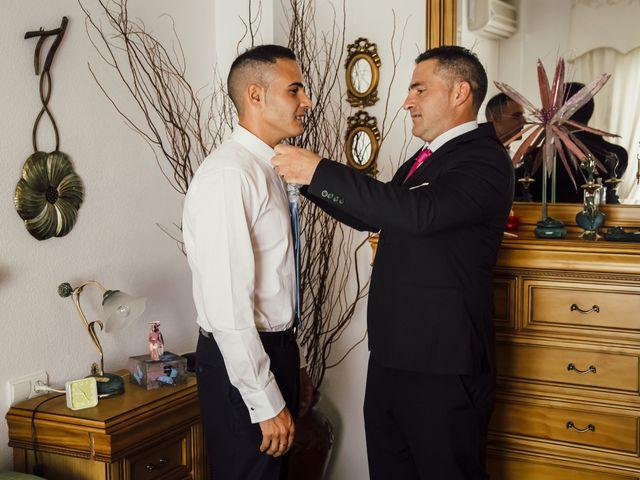 La boda de Jose y Cynthia en La Curva, Almería 13