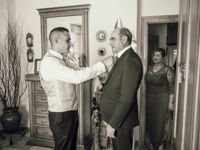 La boda de Jose y Cynthia en La Curva, Almería 14