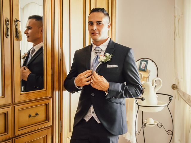 La boda de Jose y Cynthia en La Curva, Almería 15