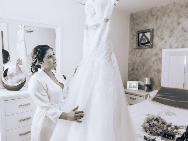 La boda de Jose y Cynthia en La Curva, Almería 18
