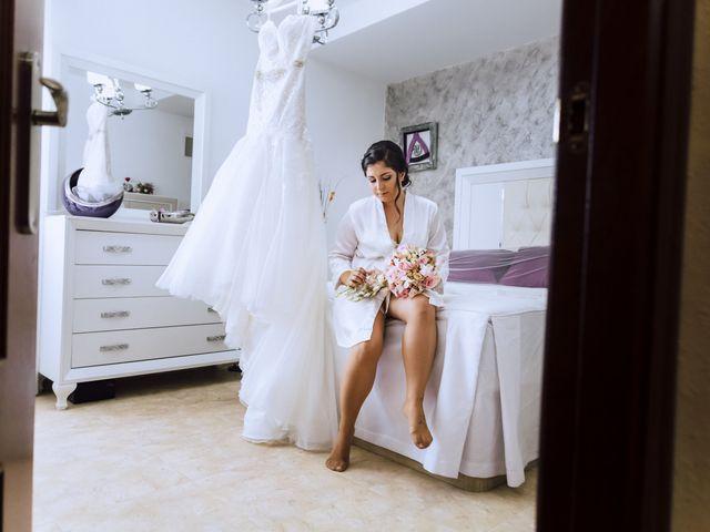 La boda de Jose y Cynthia en La Curva, Almería 20