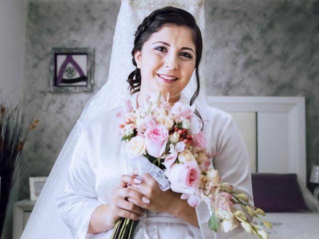 La boda de Jose y Cynthia en La Curva, Almería 21
