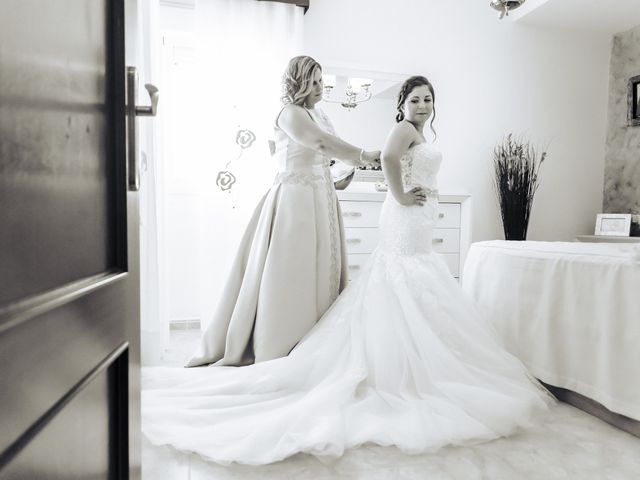 La boda de Jose y Cynthia en La Curva, Almería 22