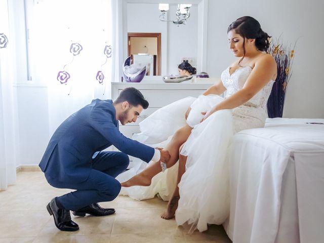 La boda de Jose y Cynthia en La Curva, Almería 24