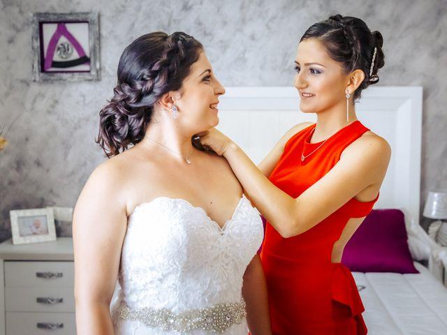 La boda de Jose y Cynthia en La Curva, Almería 27