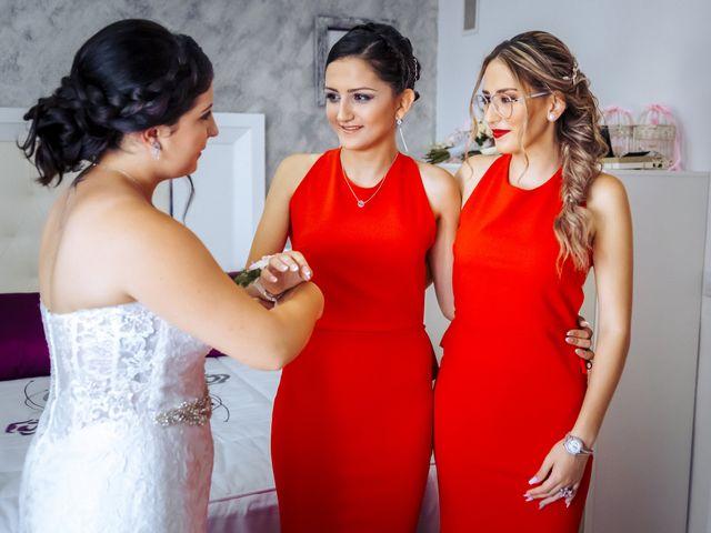 La boda de Jose y Cynthia en La Curva, Almería 28
