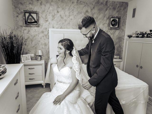 La boda de Jose y Cynthia en La Curva, Almería 29