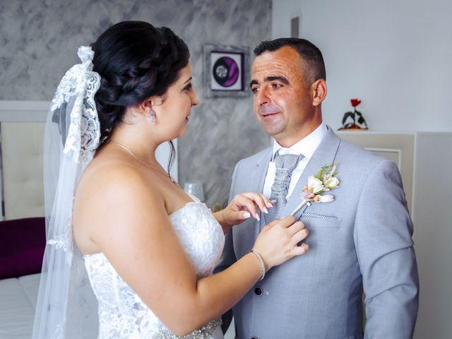 La boda de Jose y Cynthia en La Curva, Almería 30