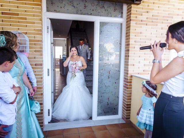La boda de Jose y Cynthia en La Curva, Almería 31