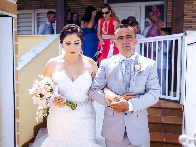 La boda de Jose y Cynthia en La Curva, Almería 32