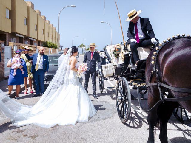La boda de Jose y Cynthia en La Curva, Almería 33