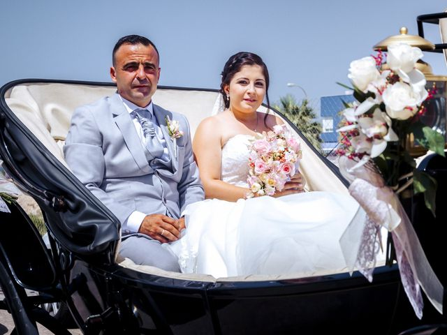 La boda de Jose y Cynthia en La Curva, Almería 34