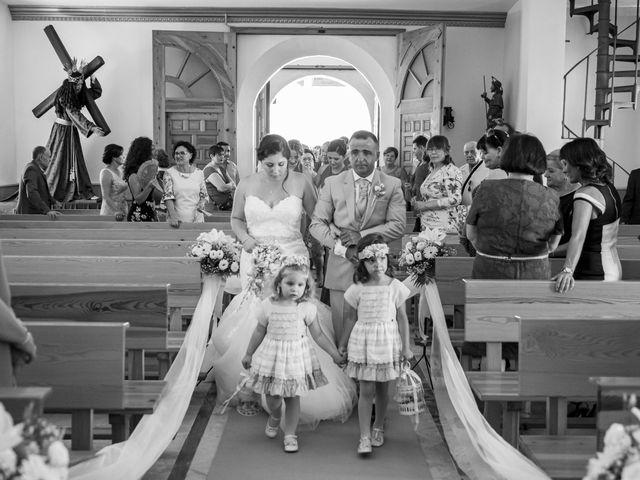 La boda de Jose y Cynthia en La Curva, Almería 35