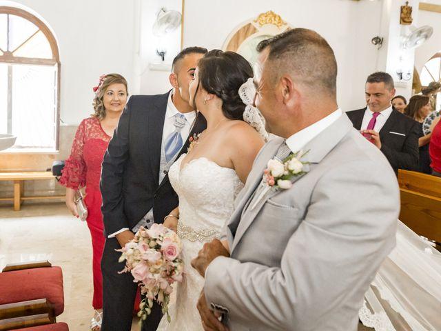 La boda de Jose y Cynthia en La Curva, Almería 36