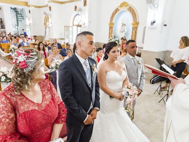 La boda de Jose y Cynthia en La Curva, Almería 37