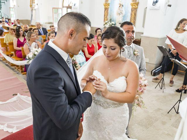 La boda de Jose y Cynthia en La Curva, Almería 41