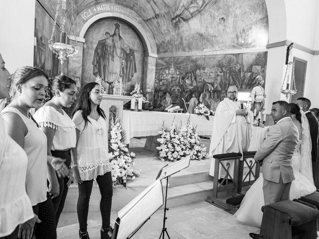 La boda de Jose y Cynthia en La Curva, Almería 43