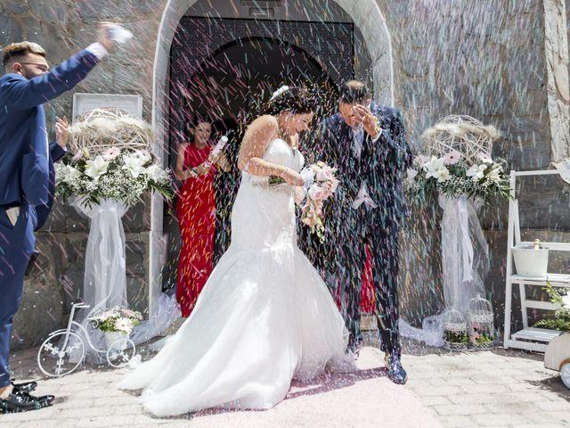 La boda de Jose y Cynthia en La Curva, Almería 44