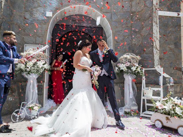 La boda de Jose y Cynthia en La Curva, Almería 45