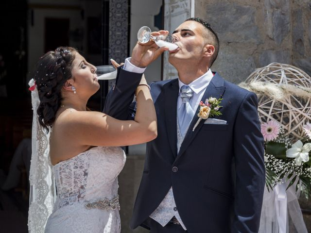 La boda de Jose y Cynthia en La Curva, Almería 46