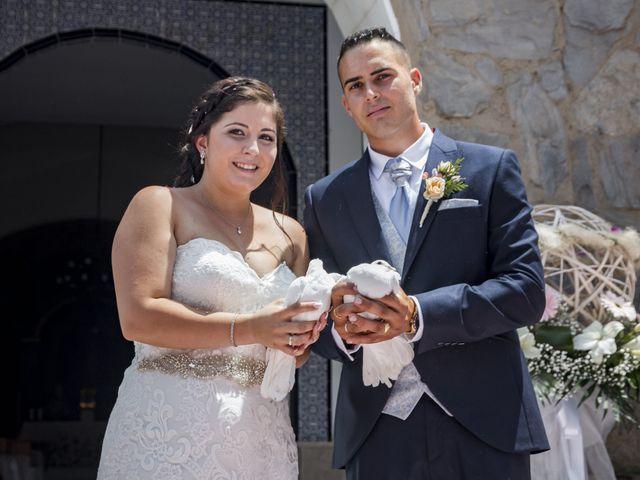 La boda de Jose y Cynthia en La Curva, Almería 47