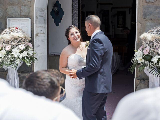 La boda de Jose y Cynthia en La Curva, Almería 48