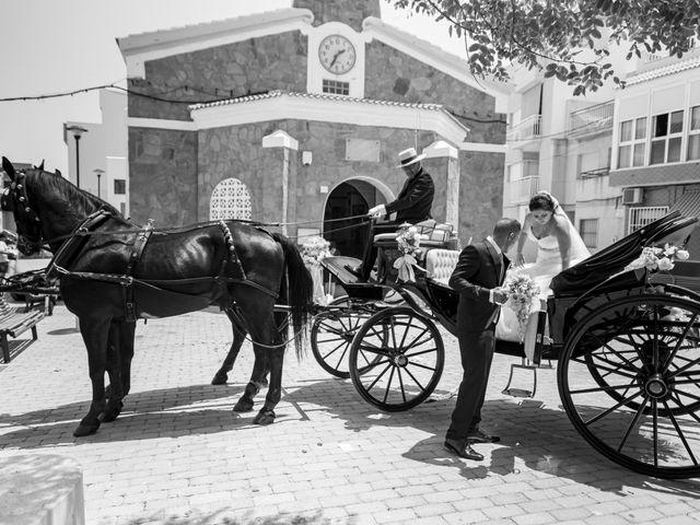 La boda de Jose y Cynthia en La Curva, Almería 49