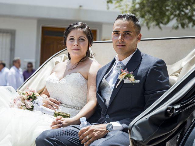 La boda de Jose y Cynthia en La Curva, Almería 50