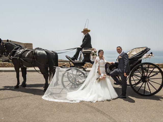 La boda de Jose y Cynthia en La Curva, Almería 51