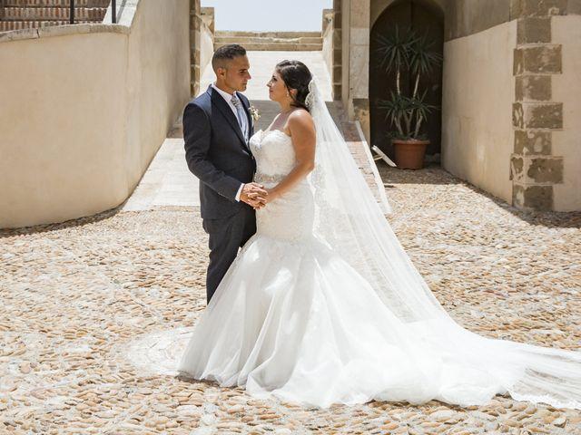 La boda de Jose y Cynthia en La Curva, Almería 52