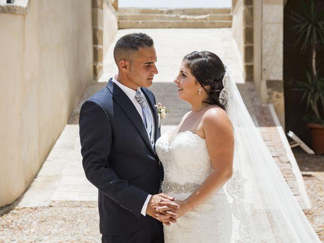 La boda de Jose y Cynthia en La Curva, Almería 53