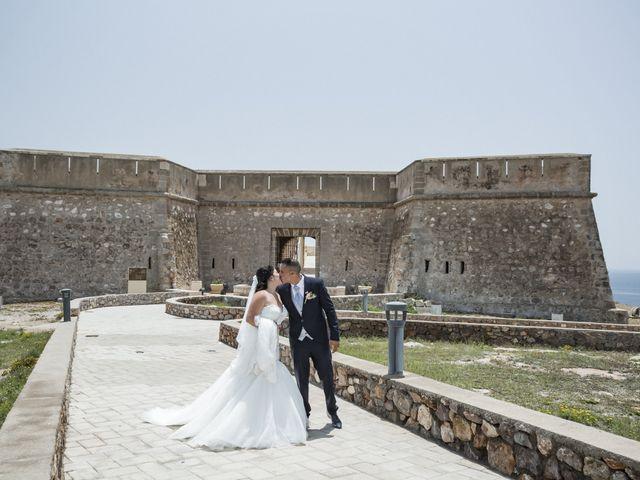 La boda de Jose y Cynthia en La Curva, Almería 55