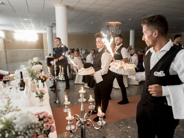 La boda de Jose y Cynthia en La Curva, Almería 57
