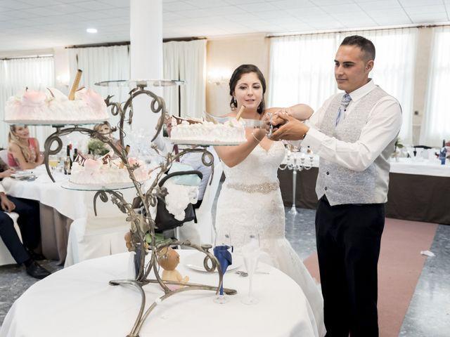 La boda de Jose y Cynthia en La Curva, Almería 58