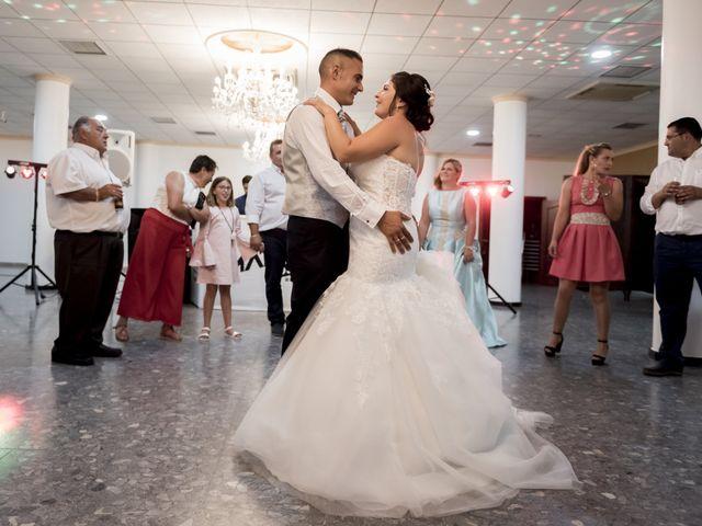 La boda de Jose y Cynthia en La Curva, Almería 61