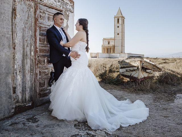 La boda de Jose y Cynthia en La Curva, Almería 63