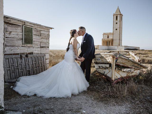 La boda de Jose y Cynthia en La Curva, Almería 64
