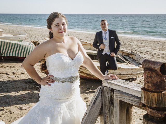 La boda de Jose y Cynthia en La Curva, Almería 68