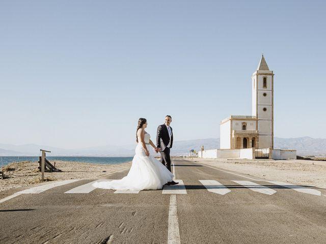 La boda de Jose y Cynthia en La Curva, Almería 2