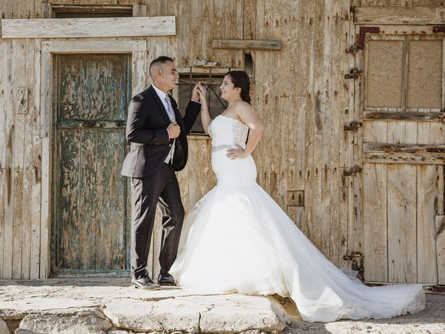 La boda de Jose y Cynthia en La Curva, Almería 70