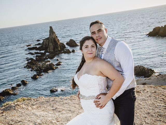 La boda de Jose y Cynthia en La Curva, Almería 76