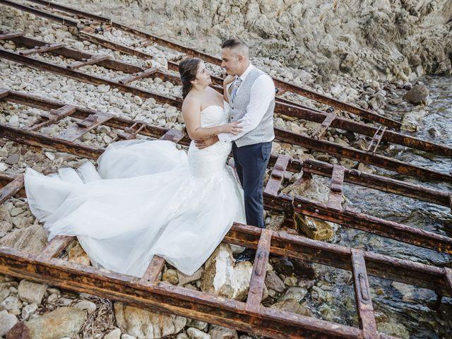 La boda de Jose y Cynthia en La Curva, Almería 78
