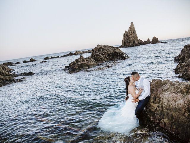 La boda de Jose y Cynthia en La Curva, Almería 80