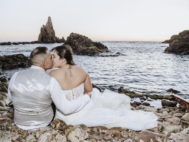 La boda de Jose y Cynthia en La Curva, Almería 81