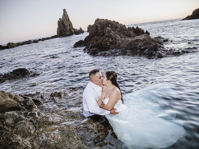 La boda de Jose y Cynthia en La Curva, Almería 82