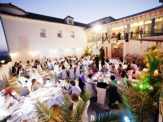 La boda de Ángel y Eva en Málaga, Málaga 12