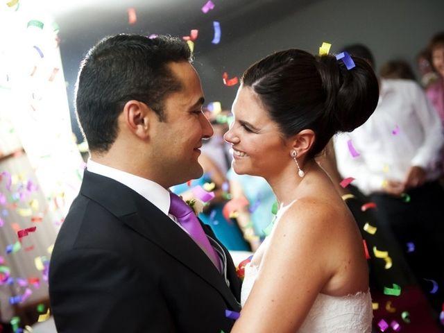 La boda de Ángel y Eva en Málaga, Málaga 13